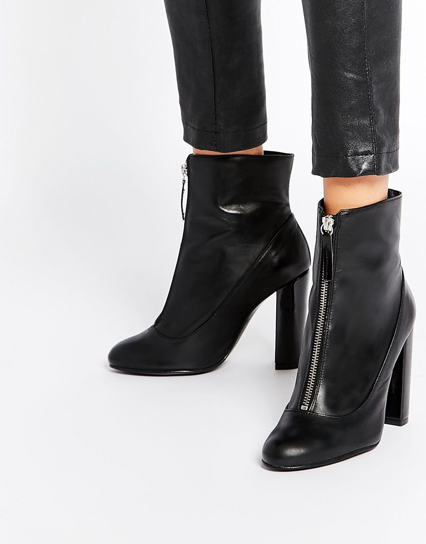 Buy Women Shoes / Carvela Stephan Patent Sock Ankle Boots