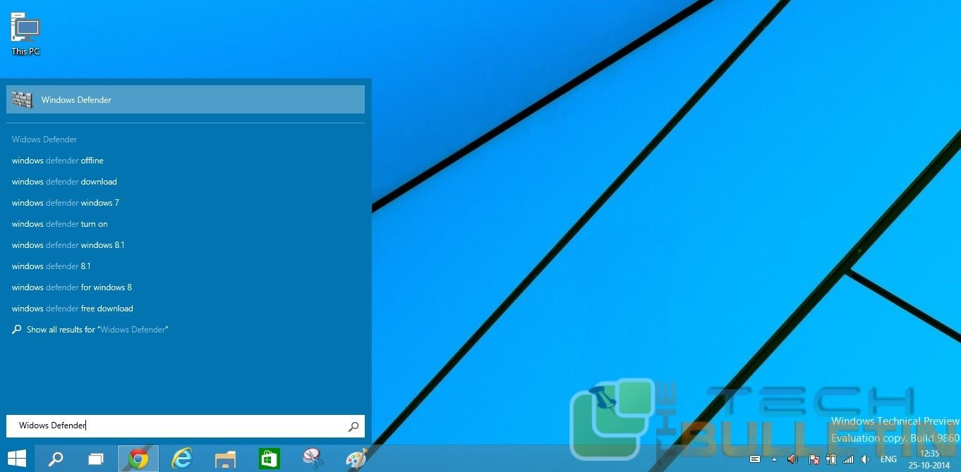How to manually update Windows Defender on Windows 8 1/10