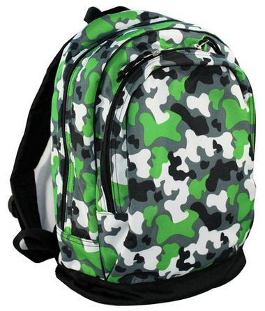 Wildkin Camoflauge Backpack