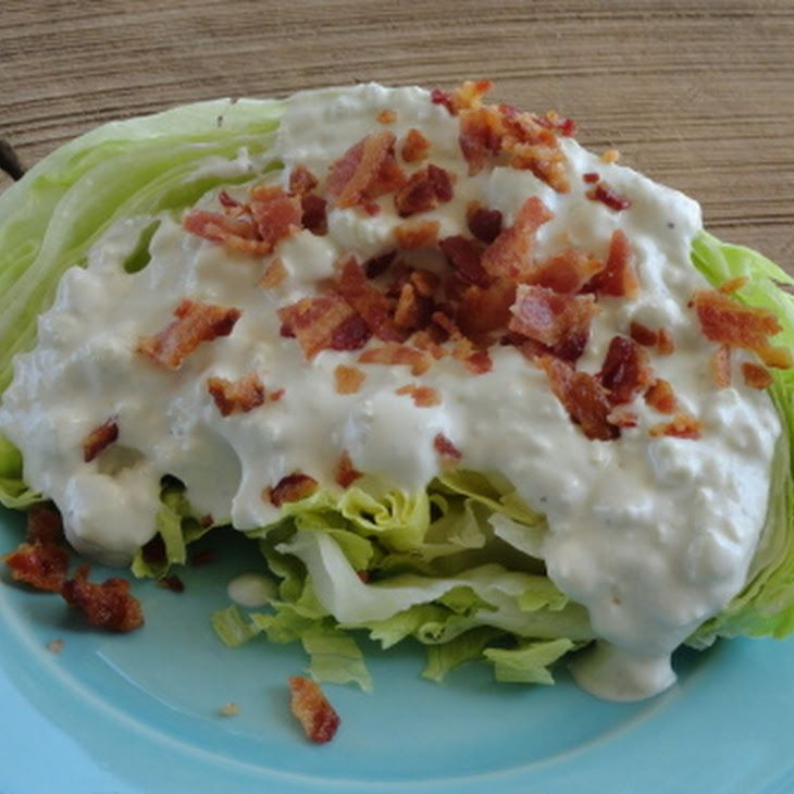 Best bleu cheese dressing recipe salads with cheese