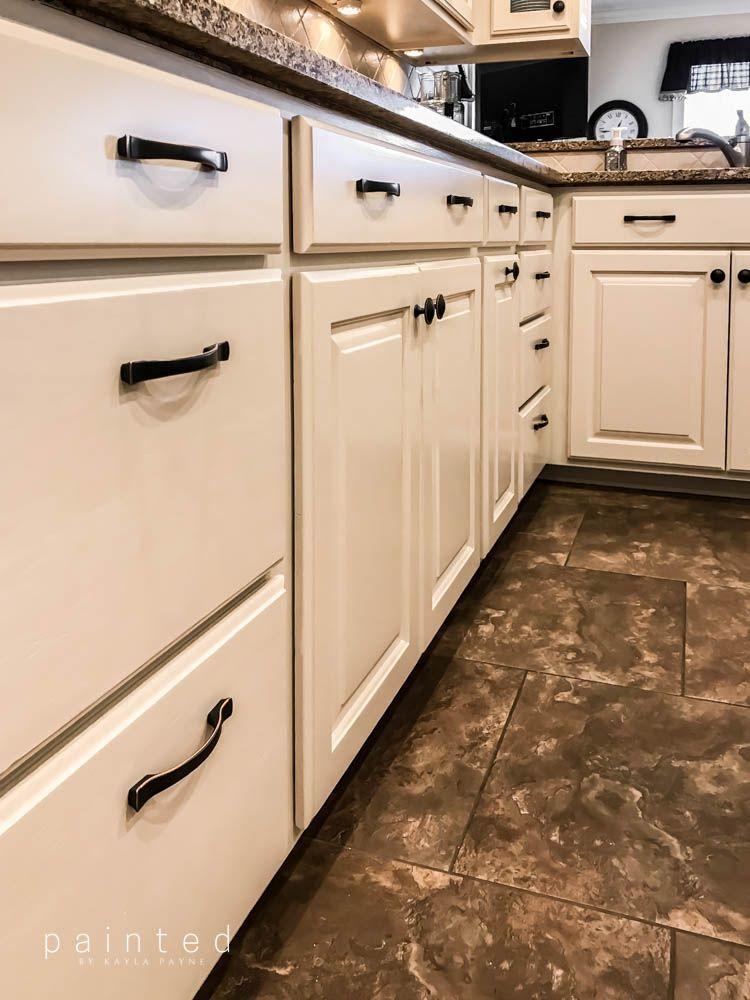 Peachy Bye Bye Honey Oak Kitchen Cabinets Hello Brighter Kitchen Beutiful Home Inspiration Truamahrainfo
