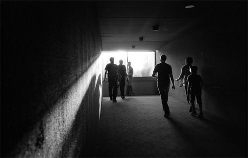 #cinematic #photography #ilford #black #and #white #silhouettes #light #film
