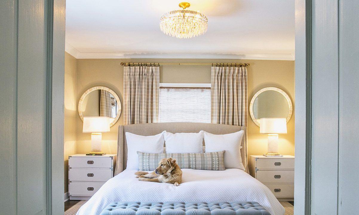 Die beste Beleuchtung für Schlafzimmer Architectural