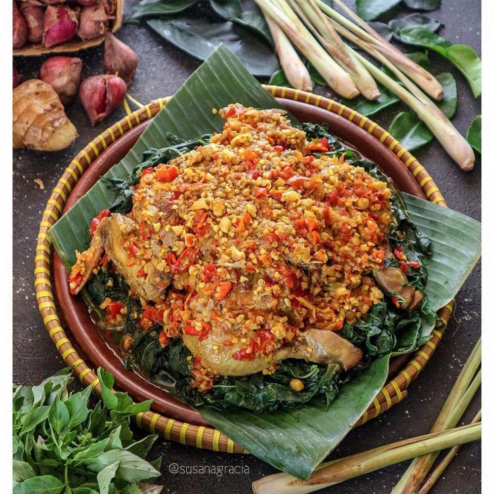 Resep Makanan Bali Istimewa Resep Makanan Resep Seafood Resep Masakan Asia