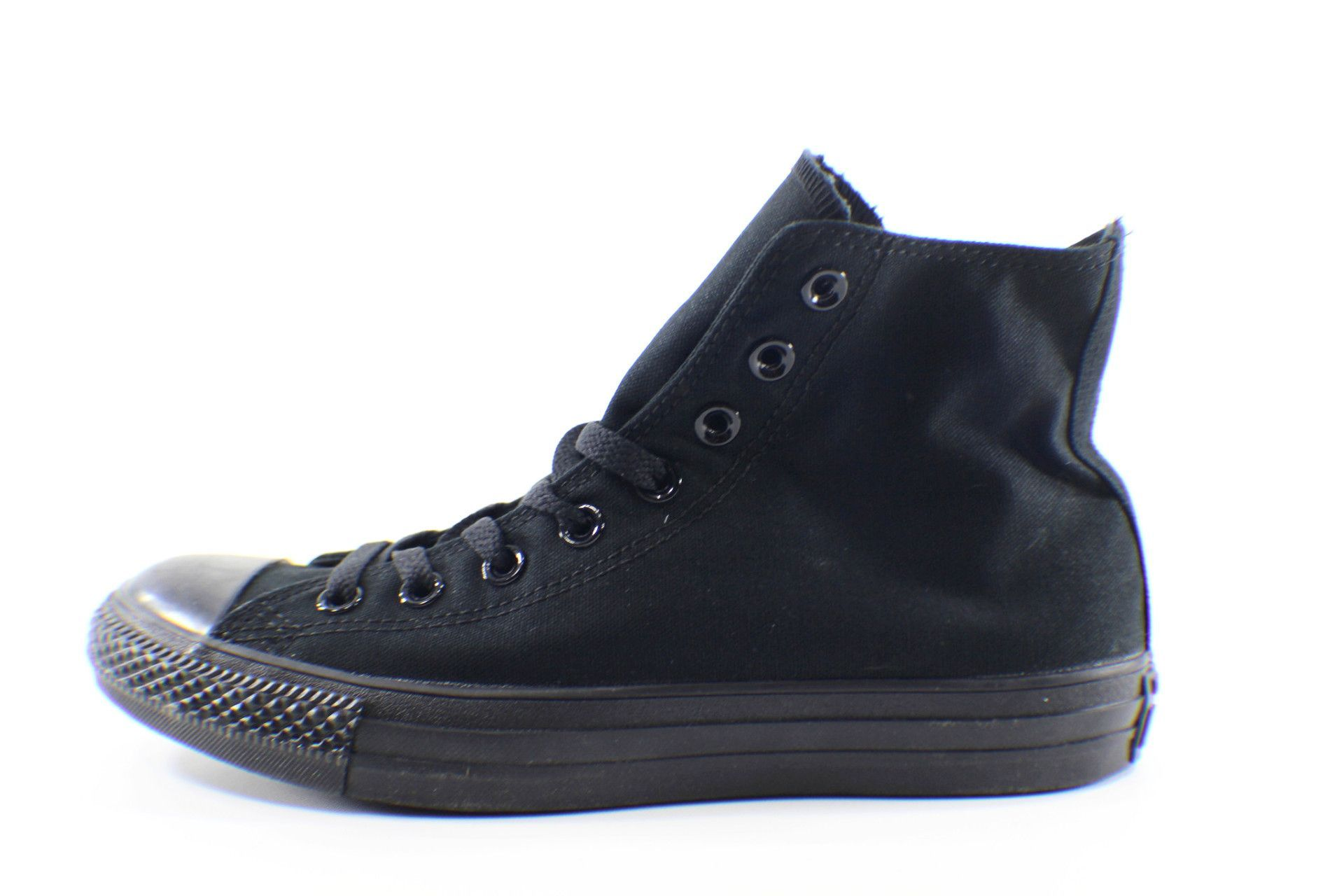 Converse Taylor All Star Chuck Taylor Converse Hi Top zapatillas (negro Monochrome 05e3ec