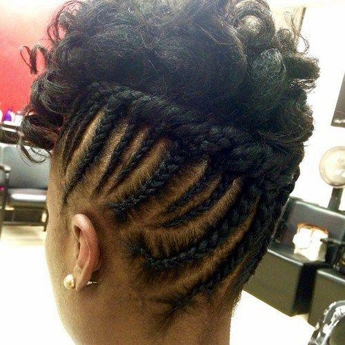 50 Cute Updos for Natural Hair   Natural Hairstyles ...