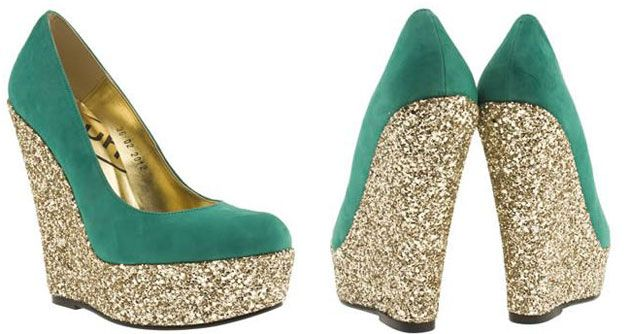 4746752d856c glitter. teal. shoes.  3