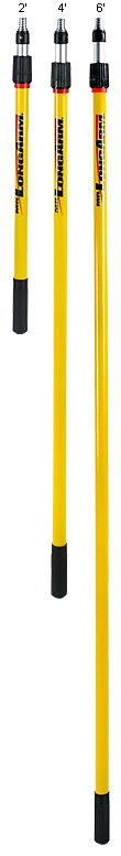 Telescoping Extension Poles - Lee Valley Tools