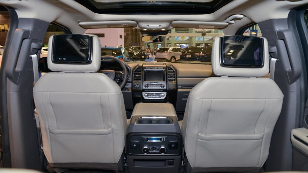 2018 Ford Expedition Max Interior Decoration And Features