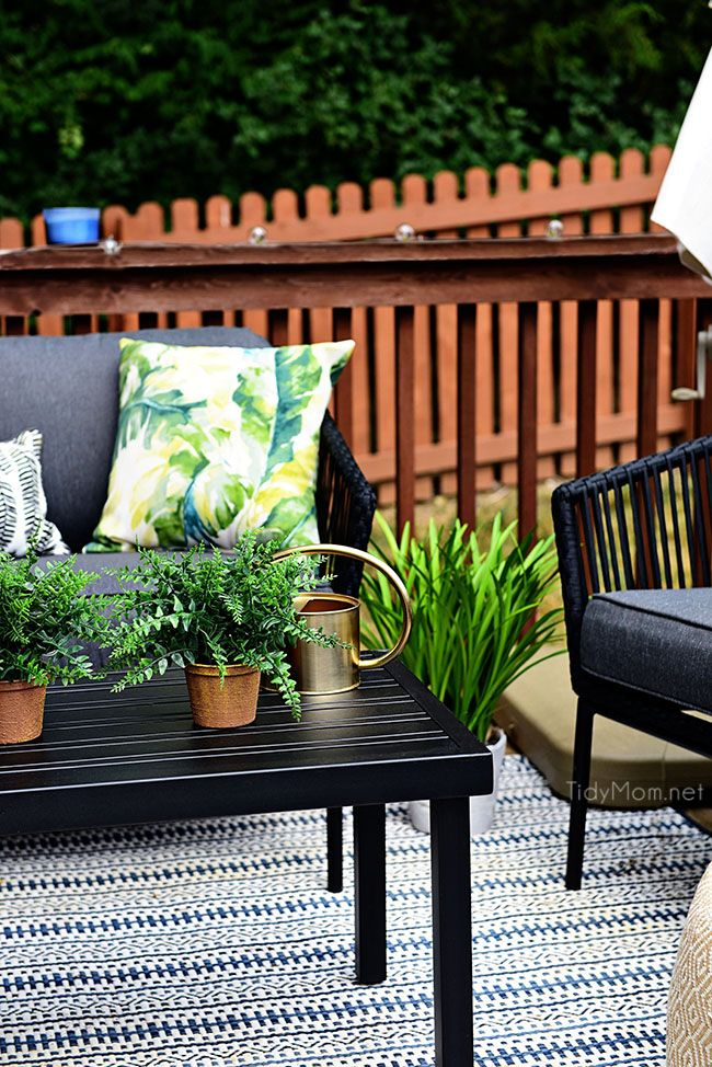 maximize outdoor space learn