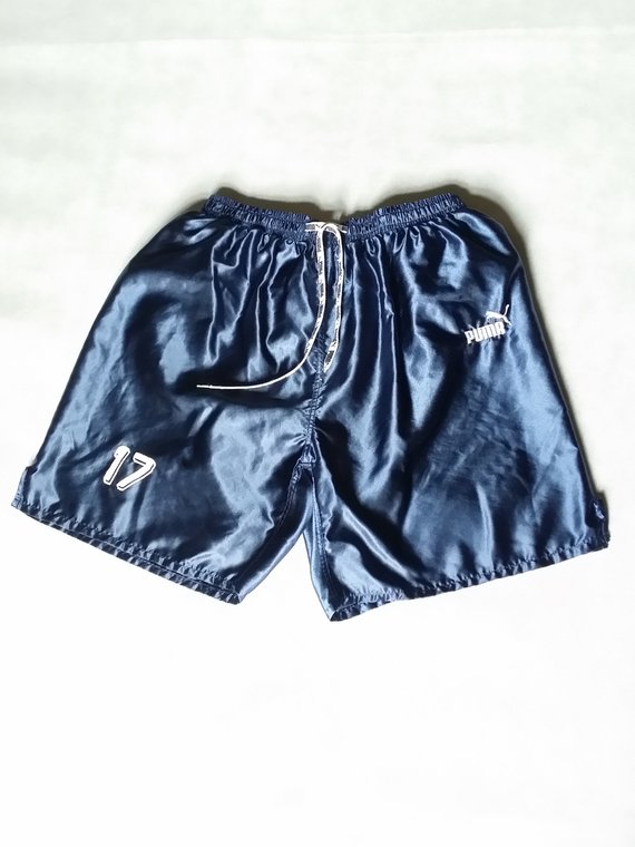 b246410364 Vintage SHORTS men shiny short shorts oldschool Athletic PUMA shorts summer  shorts nylon