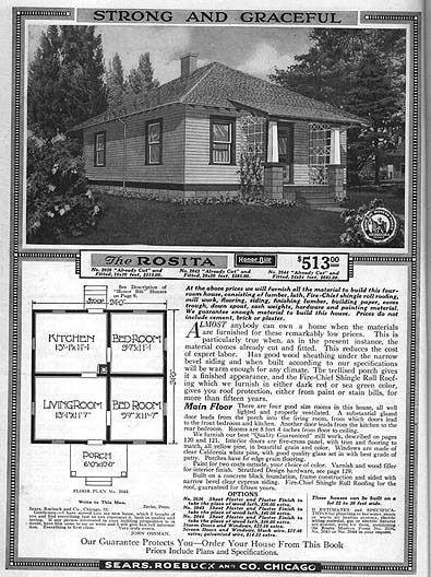 1900 Sears House Plans Bungalow Floor Plans Vintage House Plans Metal Building House Plans
