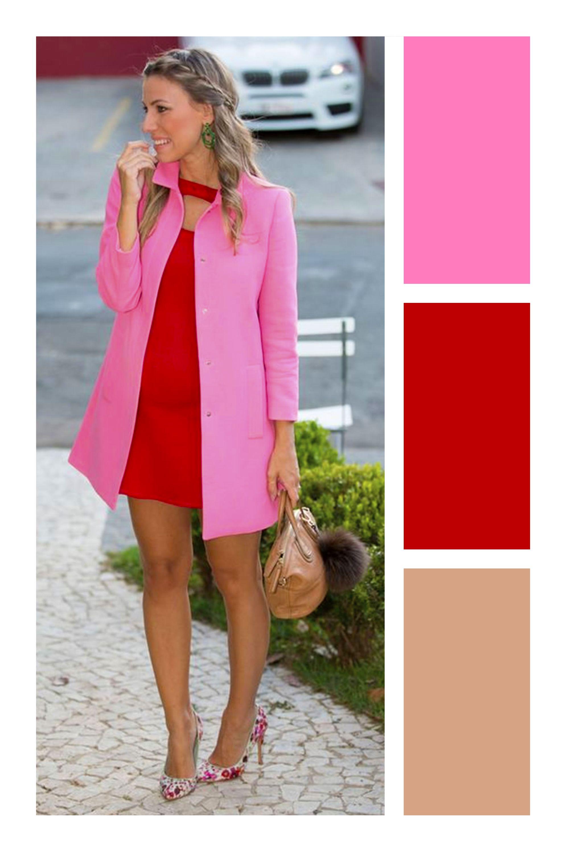 36+ Colores que combinan con rojo en ropa trends