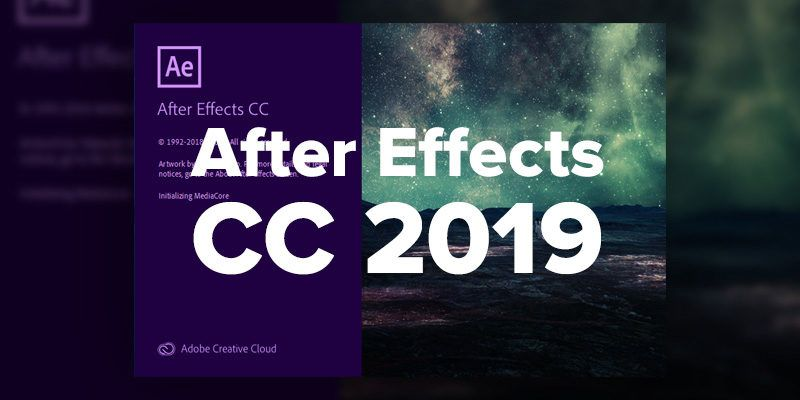 Adobe cc 2019 system requirements