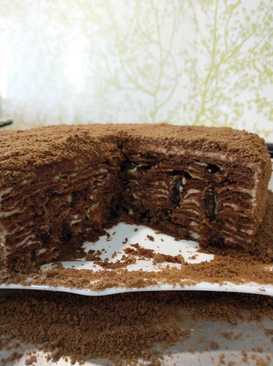 свернувшейся медовик шоколадный рецепт фото пошагово деятельности предоставление прочих