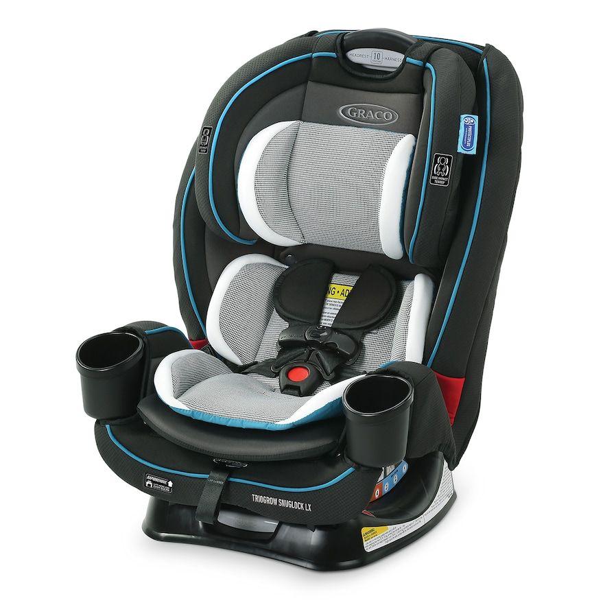 Graco Triogrow Snuglock Lx 3 In 1 Convertible Car Seat Car Seats Convertible Car Seat Toddler Car Seat