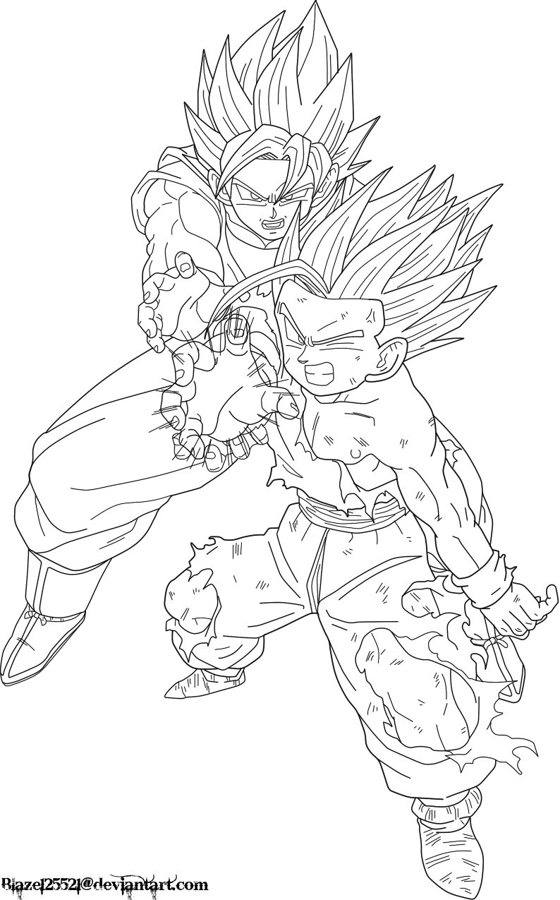 sketch dragon ball - Szukaj w Google