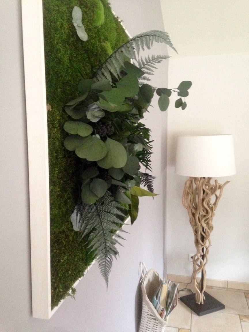 Plantes Pour Tableau Végétal Intérieur tableau végétal stabilisé - particulier - deco mundo