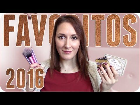 Mi maquillaje favorito de 2016 Youtube videos Pinterest Maquillaje - maquillajes naturales 2016