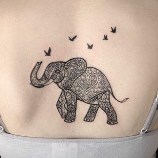 Resultat De Recherche D Images Pour Tatouage Elephant Tattoo