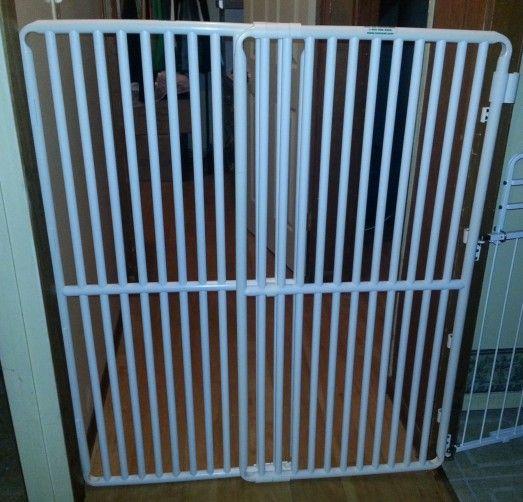 tall indoor puppy gate | Pet Gates | Pinterest | Puppy gates, Fur ...