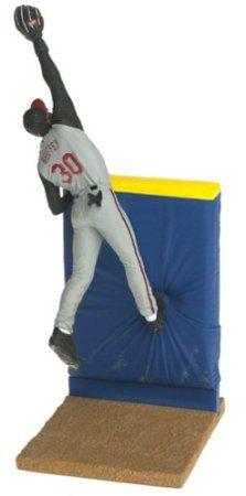 f2b6b0eb05 McFarlane Toys MLB Sports Picks Series 2 Action Figure Ken Griffey Jr. (Cincinnati  Reds) Grey Jersey
