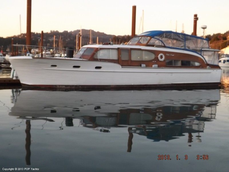 1951 50 Chris Craft Catalina This Is My Favorite Of The