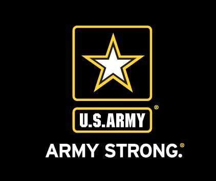 new US ARMY LOGO PREMIUM CHROME METAL /& BLACK AUTO EMBLEM United States Military