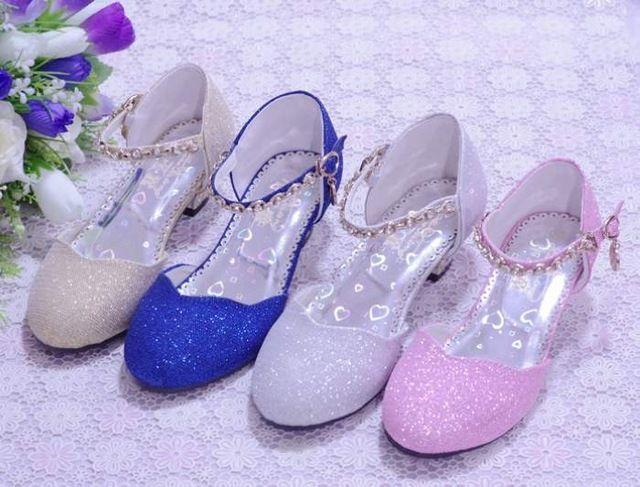 beed6967ae7 New 2015 Children Shoes Girls Sandals Girls High Heels Shoes Girls ...