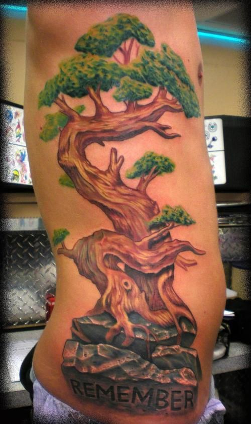 76 tree tattoos ideas to show your love for nature tattoos pinterest google images tattoo. Black Bedroom Furniture Sets. Home Design Ideas