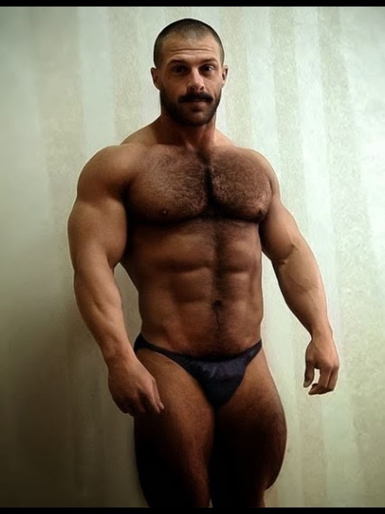 Hot And Hunky Sexy Men