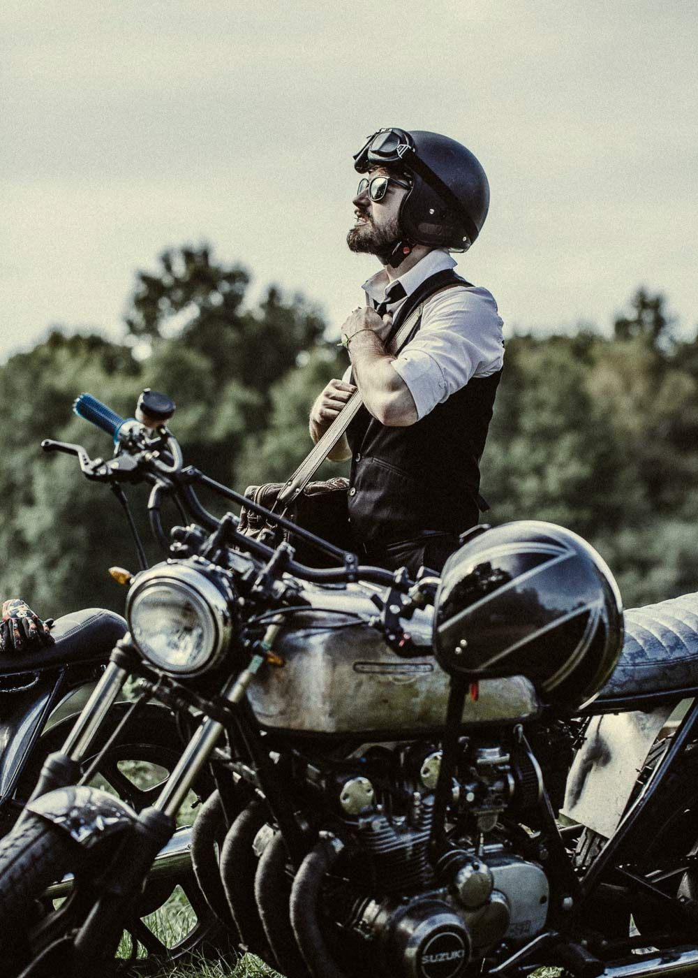 The Distinguished Gentleman S Ride Paris Style Edition 2 Of 2