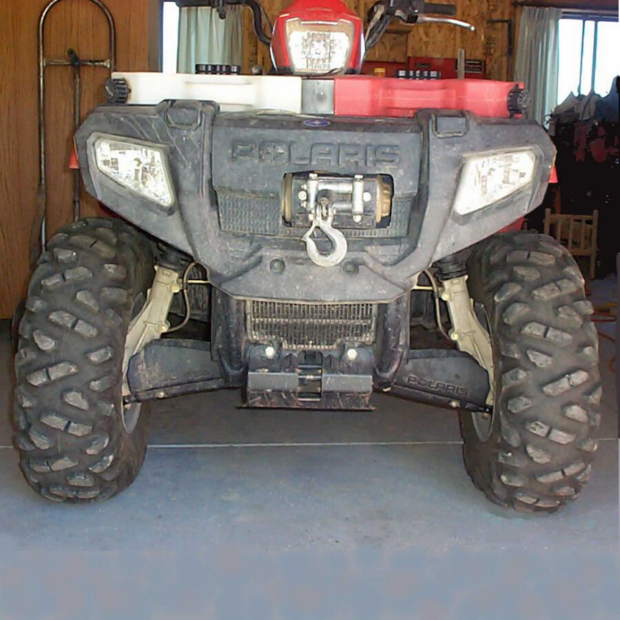 ATV Front End Inspection | ATV Maintenance | Pinterest | Atv