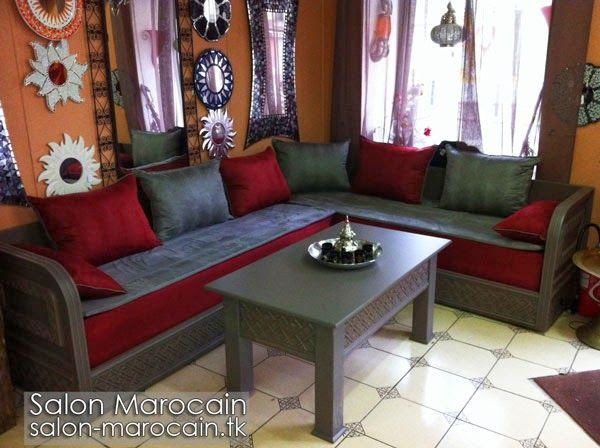 Decoration Salon Marocain 2019