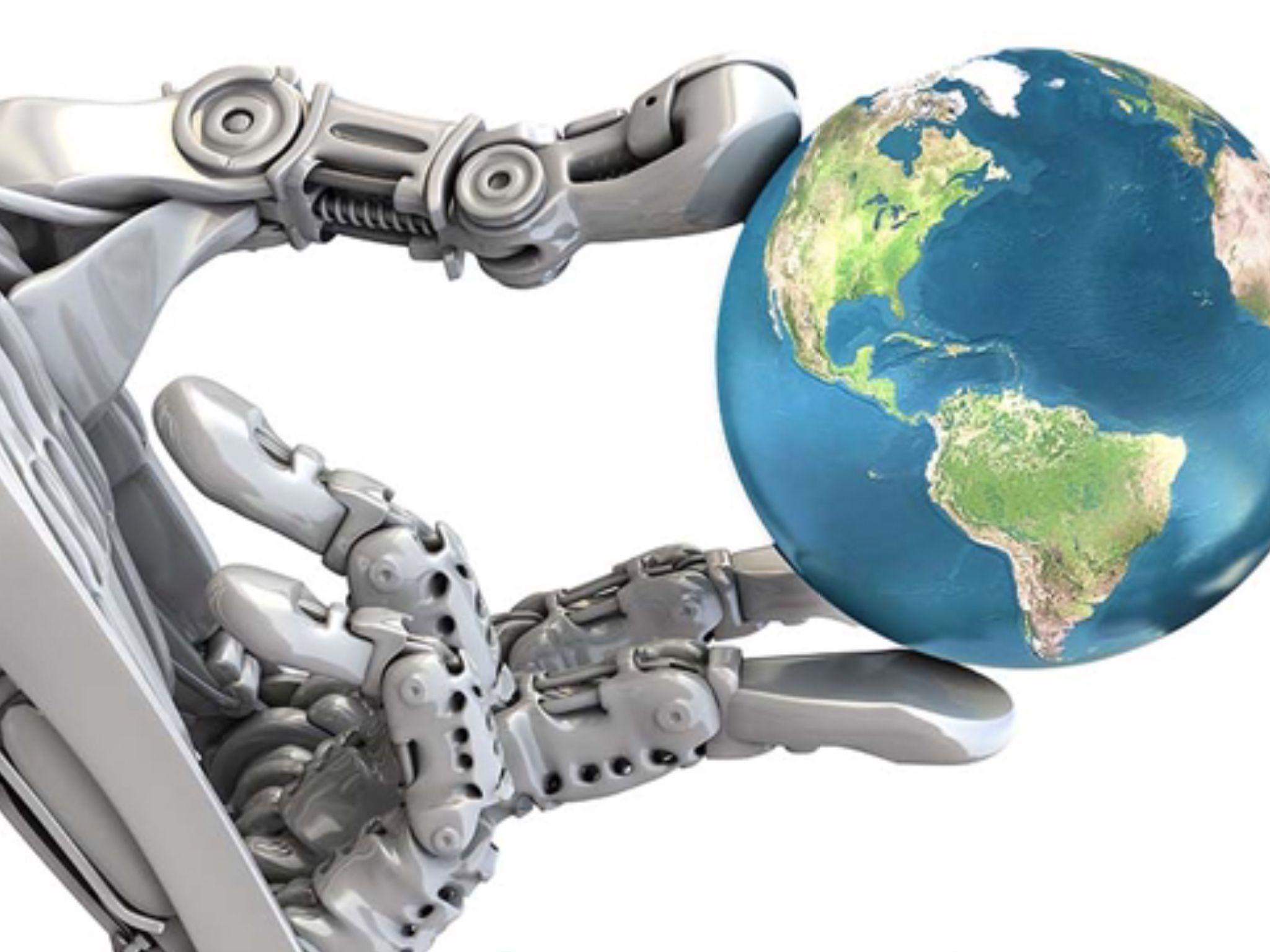 A BRAVE NEW WORLD OF TECHNOLOGY🌏 Globalização