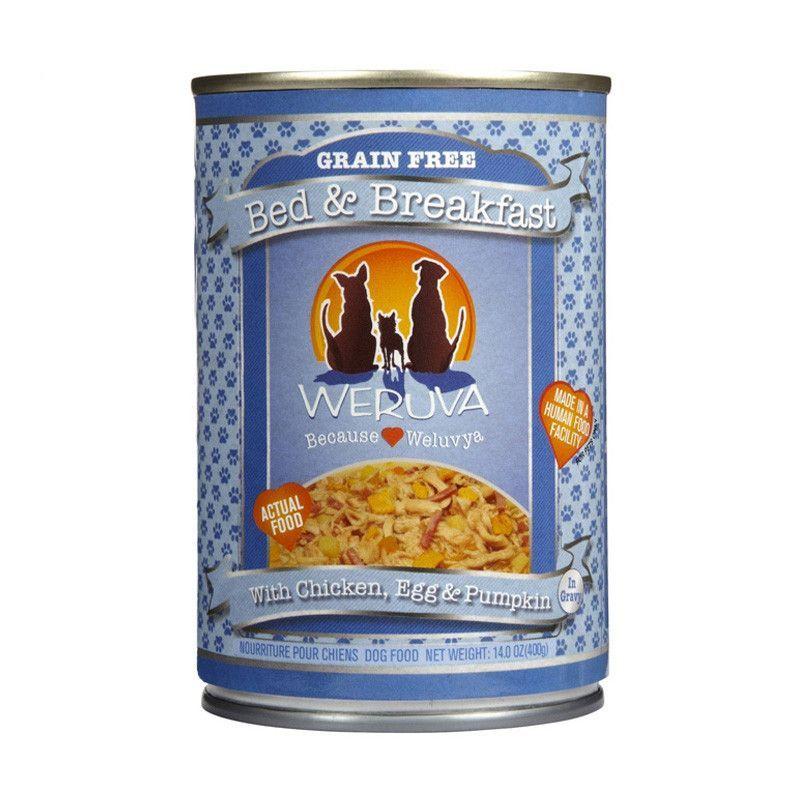 Weruva Bed Breakfast Dog Food Recipes Canned Dog Food Food