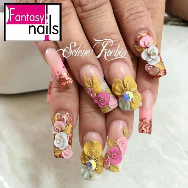 Pin by Josie Jones on Nails   Pinterest   Curved nails, Nail wedding ...
