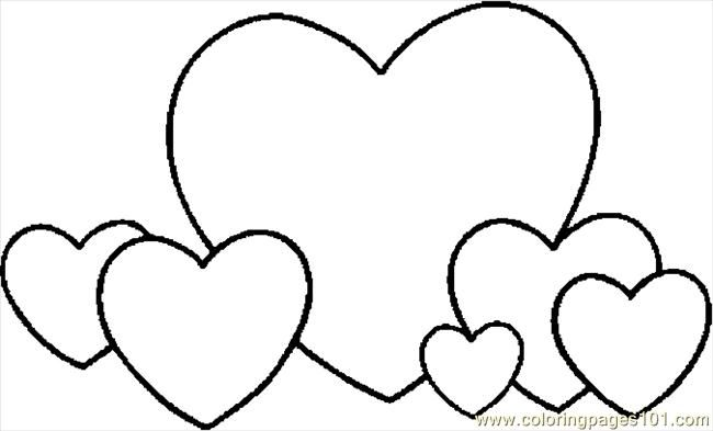 Free Valentine Coloring Pictures To Print Off Coloring Pages