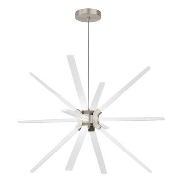 Photon 34 chandelier by lbl lighting