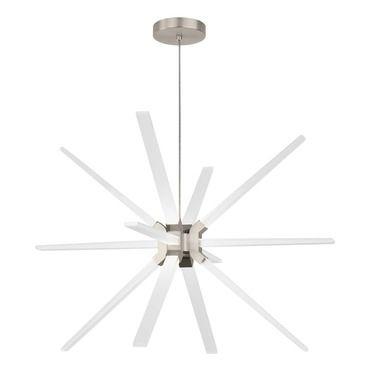 Photon 34 chandelier by lbl lighting