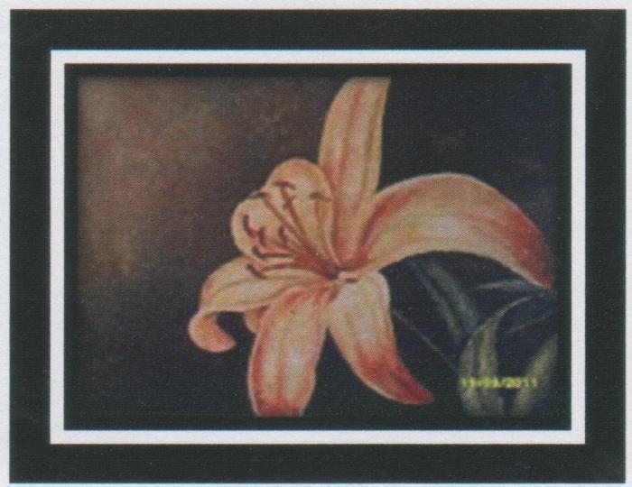 Pintura Acrílico sobre tela 60 x 80 cm.  A venda por R$ 1.400 Reais