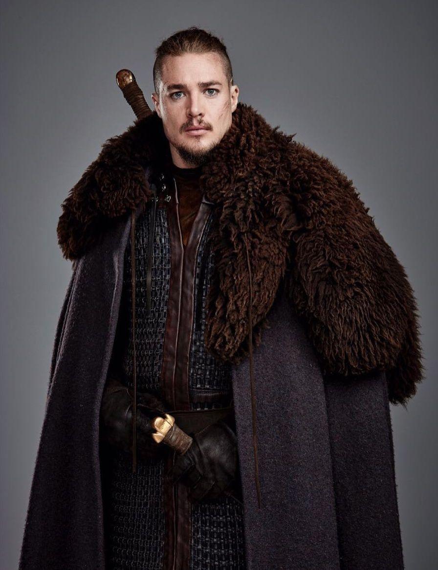 3 Temporada De The Last Kingdom alexander dreymon as uthred in the last kingdom season 3