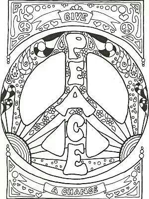 Para la clase de inglés | Día de la paz | Pinterest | Colores ...