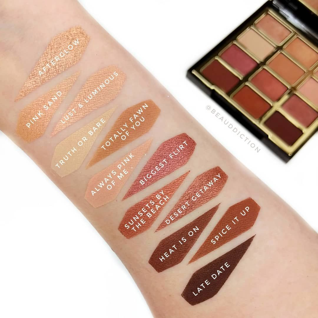 The @milanicosmetics Pure Passion Palette ($20) launching