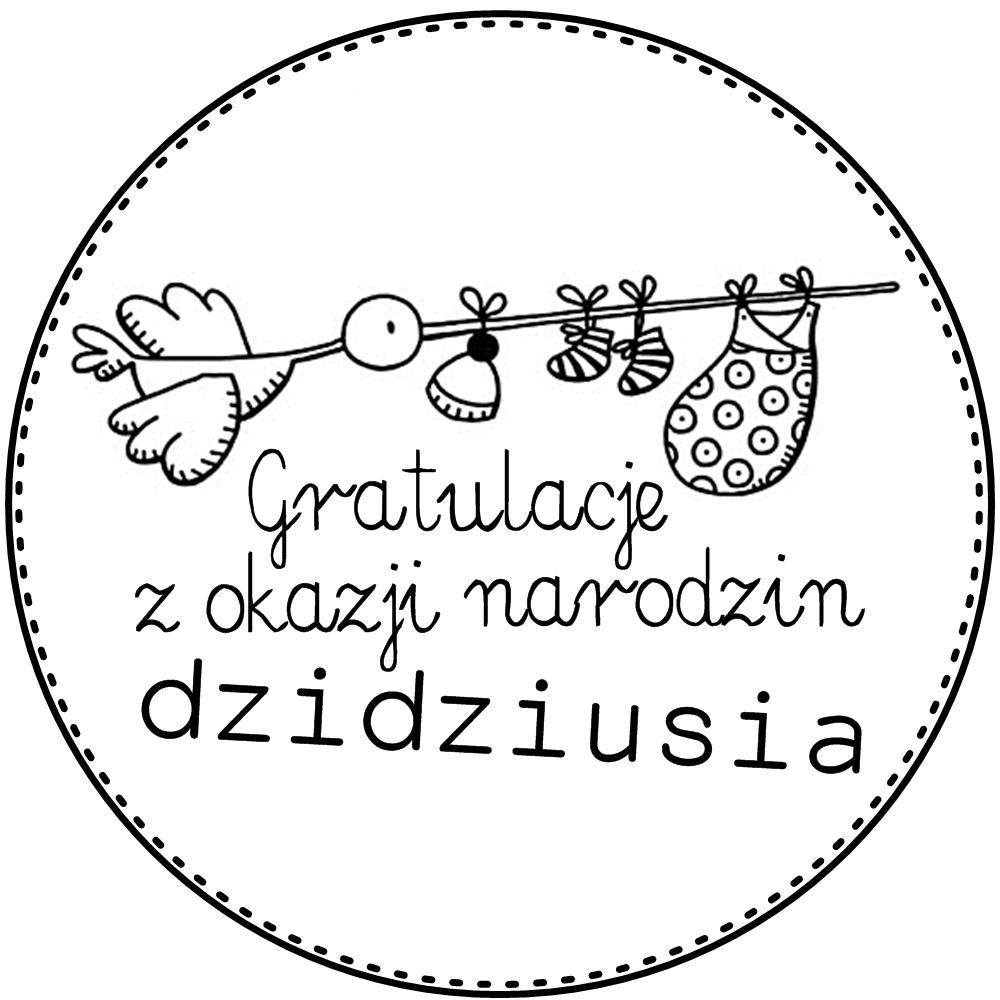 Digi Stemple By Puchilika Gratulacje Z Okazji Narodzin Digi Stamps Digital Stamps Baby Cards
