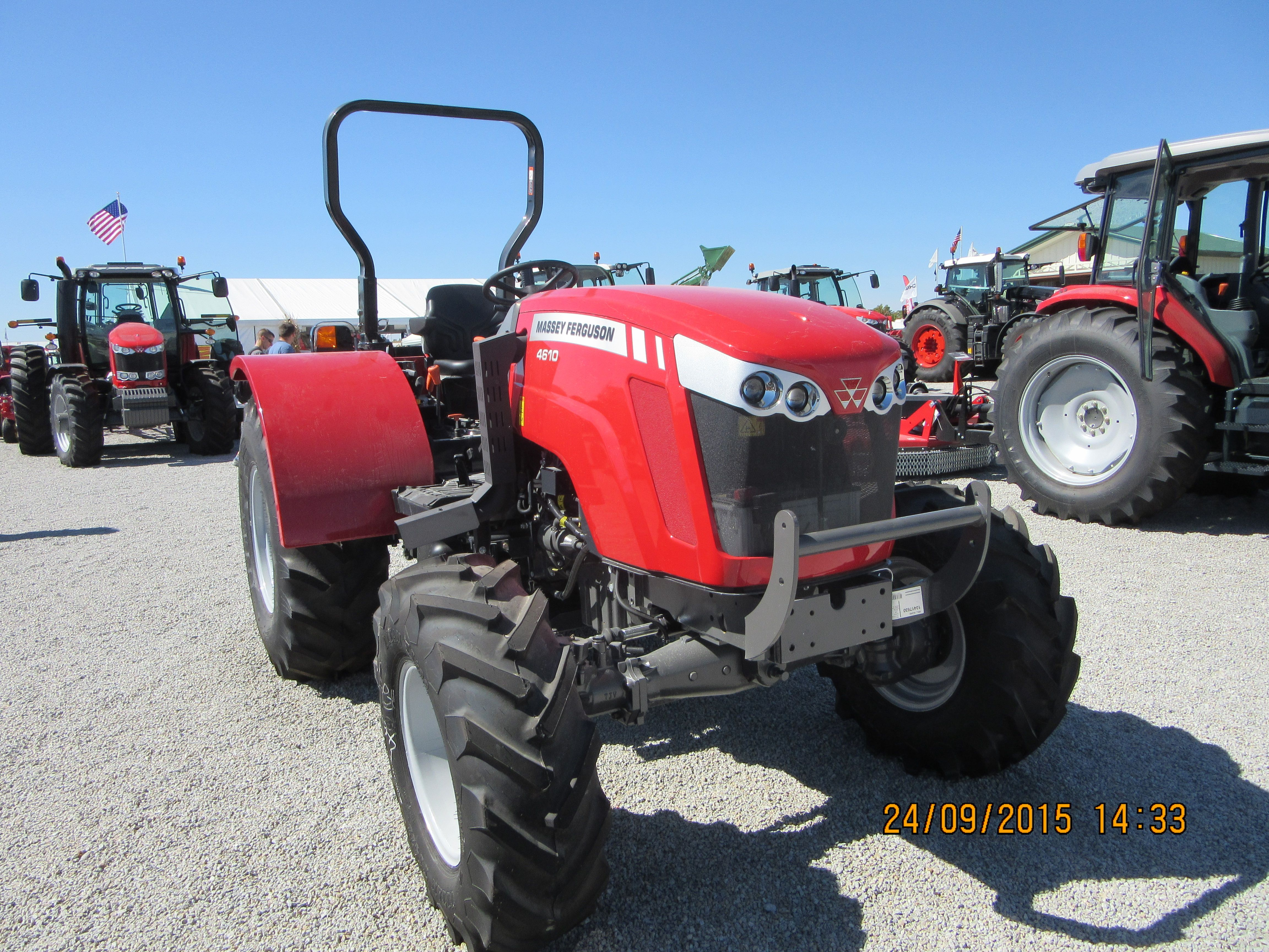 Ford Orchard Tractor : Massey ferguson orchard tractor