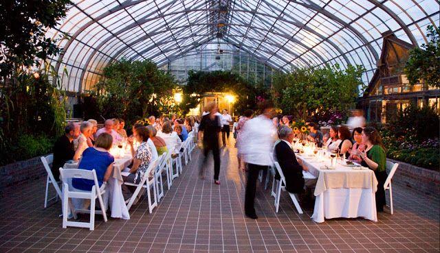 Wedding Venues In Cincinnati Krohn Conservatory