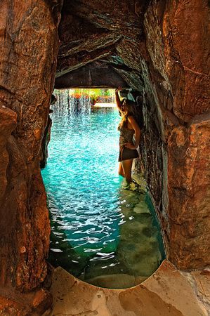 Cool Pools With Caves cool pools with caves - google search | ideas for home and garden