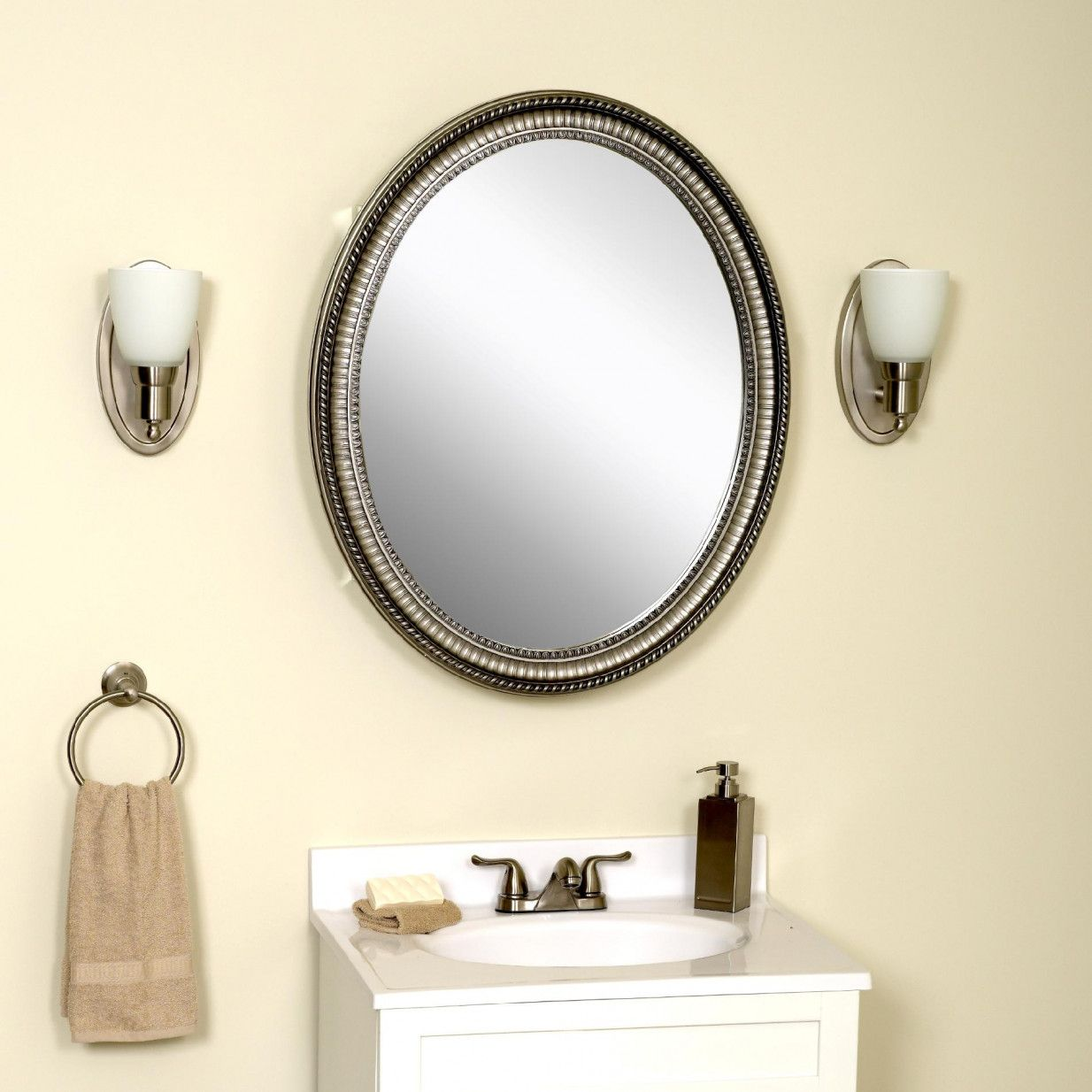 Mirrored Medicine Cabinet Lowes | liminality360.com
