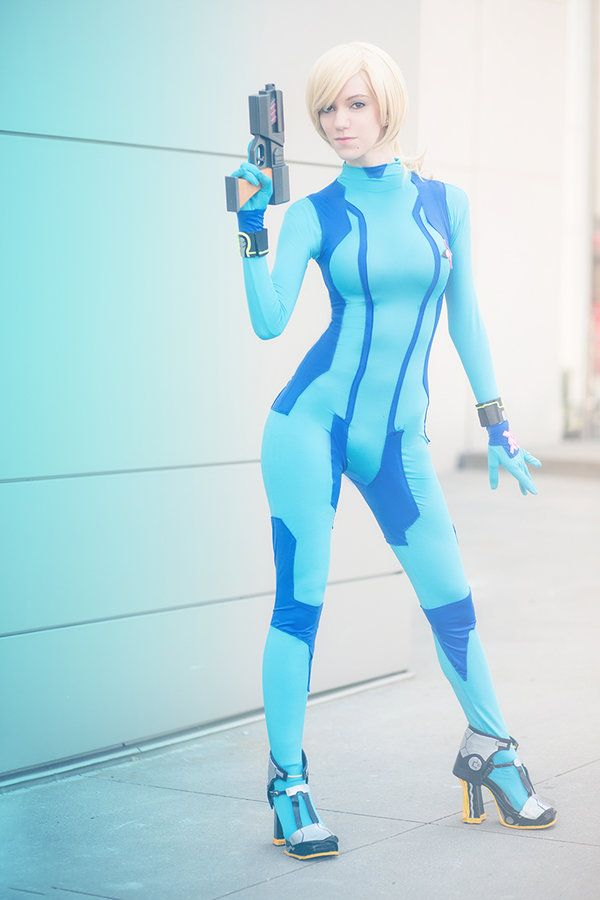 Zero Suit Samus Cosplay By Kaninausagi On Deviantart Cosplay